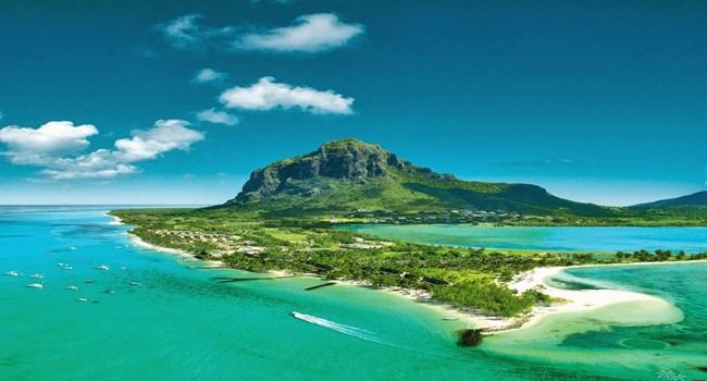 Đẳng cấp Mauritius - Đảo Gabriel  Benitiers  Ile Aux Cerfs
