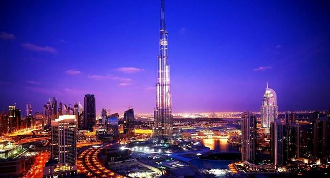 MỘT HÀNH TRÌNH BA ĐIỂM ĐẾN - BRUNEI - DUBAI – ABU DHABI