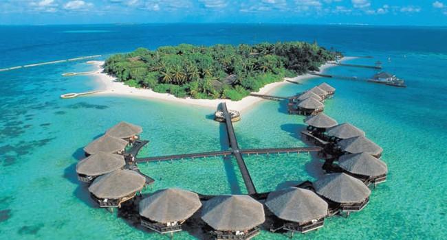 MALDIVES – THIÊN ĐƯỜNG CỦA BIỂN