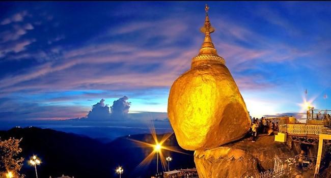 MYANMAR HUYỀN BÍ