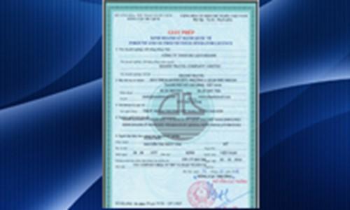Khanhtravel chính thức được cấp giấy phép Kinh doanh lữ hành quốc tế