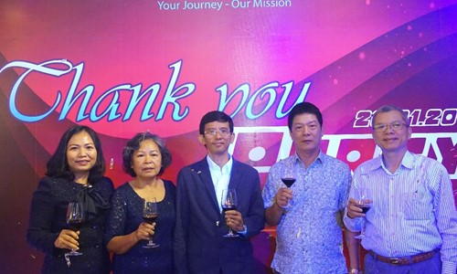 Thank You Party 2018 - Công ty Khanhtravel